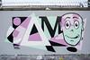 Jamo (lanciendugaz) Tags: graffitiparis parisgraffiti wall lanciendugaz graffiti graff tag graffitis tags spray spraycan chrome fresque block lettrage couleur banlieue parisienne terrain wild style wildstyle color colors couleurs graffs parisgraff parisgraffs parisgraffitis kure jamo canal pantin seine saint denis 93 canon6d canon