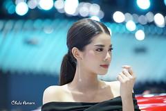 Pretty Lady-4 . (Chula Amonjanyaporn) Tags: sony ilce7rm2 chula amonjanyaporn thailand bangkok จุฬา อมรจรรยาภรณ์ girl woman lady beauty beautiful model expo show