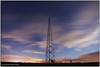 Cell Tower (seb a.k.a. panq) Tags: night stars clouds antenna tower mobile cell sebastianbakajphotography moonlight noctography nightphotography nightscape nightsky