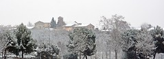 SNOW Canovelles (Vallès Oriental) (cpcmollet) Tags: canovelles panorama snow panoramica paisaje paisatge nieve neu poble catalunya catalonia europe europa nevada beauty view white explore