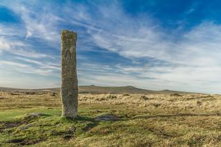 Dartmoor Standing Stone