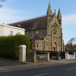SAINT JOSEPHS CHURCH IN GLASTHULE [NEAR THE SANDYCOVE-GLASTHULE DART STATION]-137211 thumbnail
