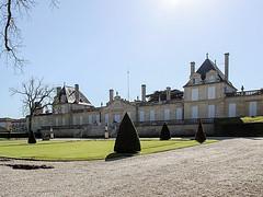Chateau Beychevlle (rh4@wanadoo.fr) Tags: chateau beychevelle grandsvinsdebordeaux vin vignes