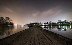 Pier (p.niebergall) Tags: jorge pardo pier münster aasee