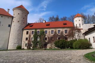Zamek Na Pieskowej Skale