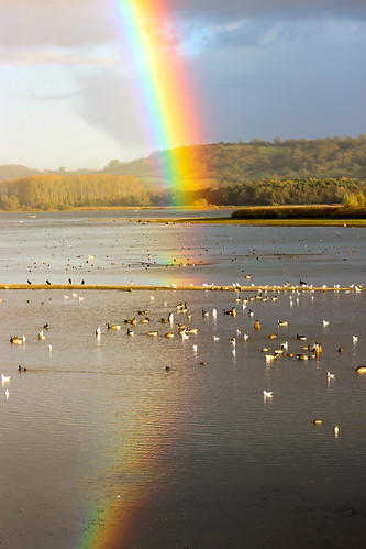 Chew Valley rainbow