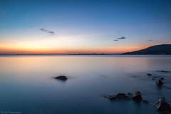 Tones of time (The Frustrated Photog (Anthony) ADPphotography) Tags: category erdek kapidag places seascape sunset travel turkey landscapephotography travelphotography landscape longexposure motionblur marmarasea water waterblur rocks cloud sea sky gloaming twilight dusk evening pastelcolours glow outdoor canon1585mm canon70d canon