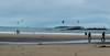 living in the wind (Hugo_Tual) Tags: sea mer malo saint bretagne plage britany beach water grey eau surf