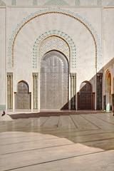 The great door (Rob McC) Tags: mosque door architecture decorative buildinghasanii casablanca morocco