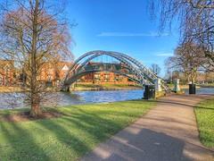 Photo of Suspension Bridge Bedford