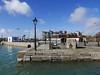 Sunday on Poole Quay (auroradawn61) Tags: poolequay poole dorset uk england march spring sunday 2018 lumixlx100 coast southcoast sea