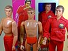 Kenner – Fantastic World of Six Million Dollar Man & Bionic Woman Toys – Vintage True 1st Edition – True 1st Gang (My Toy Museum) Tags: kenner bionic six million dollar man action figure true first edition ed