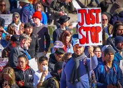 2018.01.27 National Peoples March on Washington 2018, Washington, DC USA 2623
