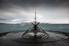 Islande, Reykjavik, 26 (Patrick.Raymond (5M views)) Tags: islande reykjavik ville cité hdr nikon building mer port