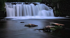 Churches Falls (Faron Dillon) Tags: falls churches forks credit ontario nature rocks canon 5d mark ii long exposure