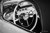 1954 Corvette (Chris Parmeter Photography) Tags: 1954 corvette car convertible classic automobile bw black white canon 5dsr sigma 85mm f14