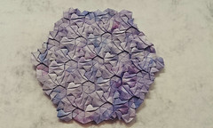 Desert Wind - Arseniy K (Monika Hankova) Tags: origami arseniy tessellation