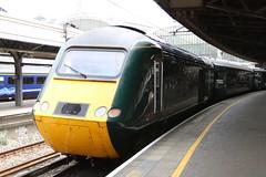 GWR 43041 Meningitis Trust @ London Paddington (uksean13) Tags: 43041 gwr firstgreatwestern london paddington canon 760d ef28135mmf3556isusm train transport railway rail diesel meningitistrust