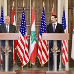 Secretary Tillerson Participates in a Joint Press Availability With Lebanese Prime Minister Saad Al Hariri thumbnail