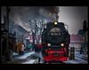 Ready for departure (PhotoChampions) Tags: steam dampf lok lokomotive dampflokomotive wernigerode harz bahnhof station germany deutschland bahnsteig passengers passagiere train