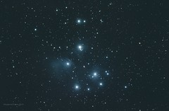 Pleiades (Themagster3) Tags: pleiades space deepspace nightsky astronomy astrophotography