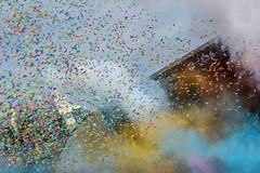 The Color Run 2017, Brighton (Sean Sweeney, UK) Tags: nikon dslr d810 brighton east sussex england uk europe colour run color 2017 madeira drive colourrun colorrun candid paint confetti chaos