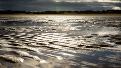 the beach at Redcar (grahamrobb888) Tags: nikon nikond800 nikkor nikkor50mmf18 d800 beach bright yorkshire water sea seaside seascape sands reflection reflections quiet peaceful peace shore