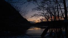 Lac du petit Maclu 2 (Jeffray12) Tags: jura bois soleil neige maclu petitmaclu