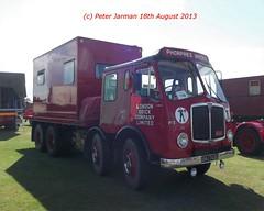 AMJ 745C (Peter Jarman 43119) Tags: lincolnshire steam rally 2013