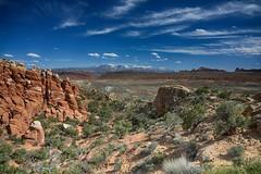 Arches Natiional Park - Utah (alanj2007) Tags: canon 5dmarkiii wideangle hdr circularpolarizer