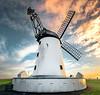 Lytham Windmill - 3 (Patrick Cray) Tags: england lancashire landscape lytham lythamgreen seaside winter seascape windmill unitedkingdom gb ngc