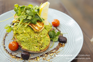 Pablo Smashed Avocado, Brisbane