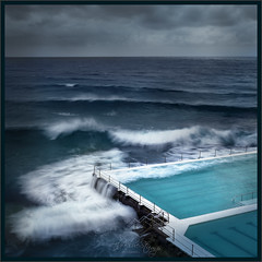 Bondi Iceburgs (Jo Langtry) Tags: 2018 bondi bondiiceburgs brendang canon5div clouds coast jan2018 jaye nsw nofilters ocean oceanpool pool raining sigma2470f28dgoshsmart summer sunrise sydney
