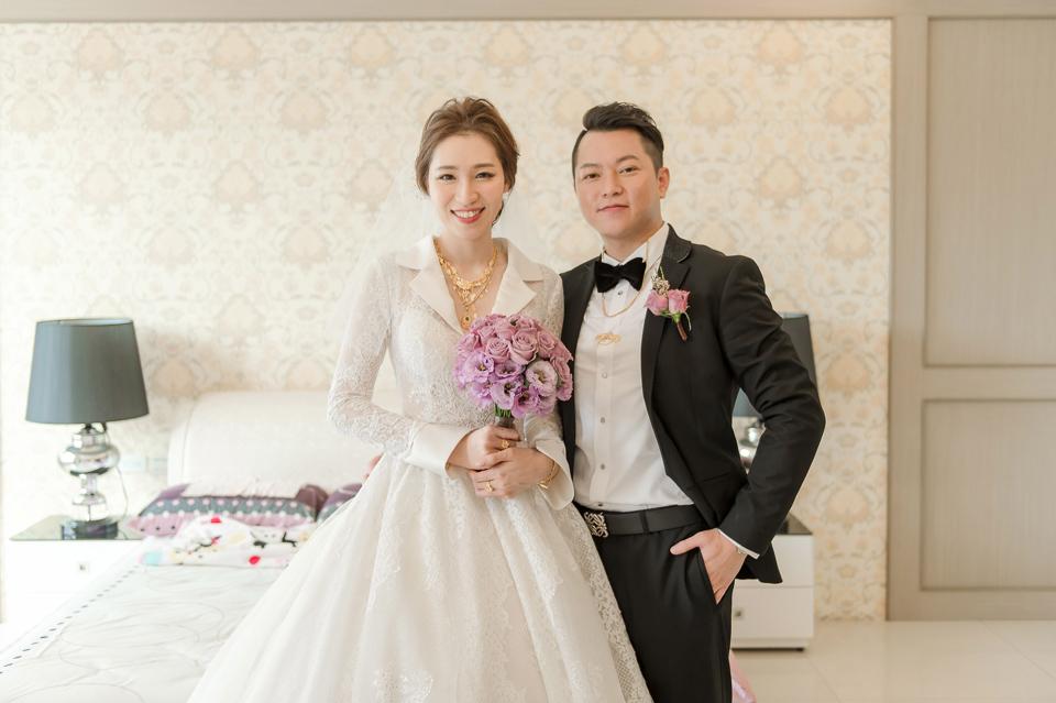 婚攝 高雄林皇宮 婚宴 時尚氣質新娘現身 S & R 063