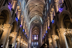 Notre Dame de Paris (arnaud_martinez) Tags: blue city cityscape france illuminated light napoleon notredame outdoors paris seine sky street arch architecture bridge building bulbs candels christmas famous flow indoor iron island lady landmark lighthouse monument old river show skyline tower traffic travel urban