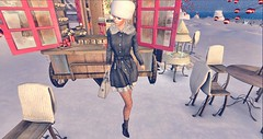 Baby Love♥ (danaorianaor) Tags: entice secondlife winter aavatar hat snow virtual stocking