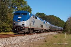 170211_01_AMTK22_97ic (AgentADQ) Tags: amtrak passenger train trains railfanning railroad florida aline p42 genesis amtk 22 97 p097 silver meteor
