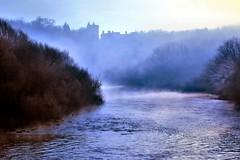 Misty Morning (Hedgeman2006) Tags: beeston england greatbritain mist fog foggy nottingham ng9 nottinghamshire nature rivertrent river trees unitedkingdom water wildlife tree sky