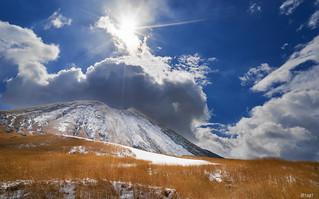 Mt.Aso 熊本 阿蘇市 阿蘇山2 12 2017