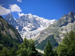 Mont Blanc Massiv (ArminBe) Tags: montblanc hochalpen chamonix alpen alps frankreich france