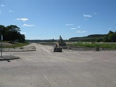 Gamla riksväg 45, Stora Viken, 2011 (biketommy999) Tags: 2011 biketommy biketommy999 sverige sweden e45 västragötaland ombyggnad