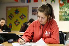 IMG_4805 (proctoracademy) Tags: academics algebra2 classof2019 kittellannie math