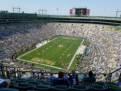 Green Bay (madi.alger3) Tags: green bay titletown beer packers lambeau brewery butterfly effect fan tasting stadium go pack krolls wisconsin cheese