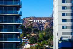 Hollywood sign (dalecruse) Tags: losangeles los angeles california ca unitedstates united states usa america us hollywood hollyweird hollywoodsign sign landscape building buildings architecture window windows sky blue skyblue bluesky
