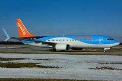 C-GQWM (Sunwing Airlines) (Steelhead 2010) Tags: sunwingairlines thomsonairways boeing b737 yhm creg cgqwm b737800