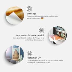 Papier-peint pour porte Summer Walk (emmanuel_delahaye) Tags: papier mobilier deco artgeist recollection decointerior interiordesign design home décoration papierspein
