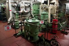 20180223-017 Rotterdam tour on board SS Rotterdam (SeimenBurum) Tags: ships ship steamship stoomschip ssrotterdam rotterdam historie history histoire renovation marine interiordesign