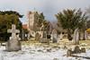 Ramsgate Cemetery - Tombstones & Chapel 2 (Le Monde1) Tags: ramsgate kent england ramsgatecemetery county graves tombs tombstones headstones lemonde1 nikon d800e dumptonpark snow georgegilbertscott nonconformist anglican twin chapels