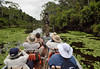 Exploring the Amazon by Skiff (Scott Ableman) Tags: lindbladexpeditions delfinii delfinrivercruises skiff amazon pacayasamiria wetseason rainforest exploration river delfinamazoncruises delfinamazonrivercruises