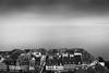Meersburg at Lake Constance (**capture the essential**) Tags: 2015 autumn bodensee clouds elemente fog herbst lake lakeconstance meerdburg nebel see sonya7ii wasser water wetter wolken cloudy monochrome schwarzweiss wolkig
